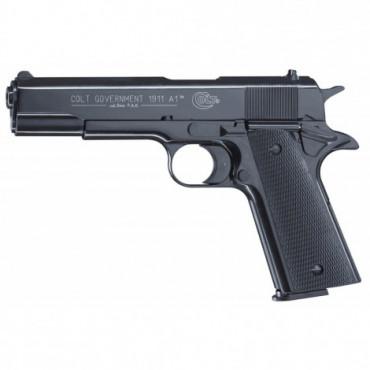 Pistolet 9 mm à blanc Colt...