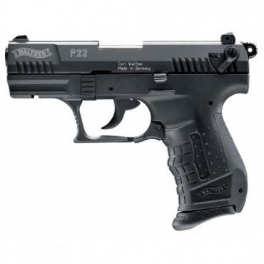 Pistolet 9 mm à blanc...
