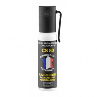 Aérosol GAZ CS 80 - 25 ml