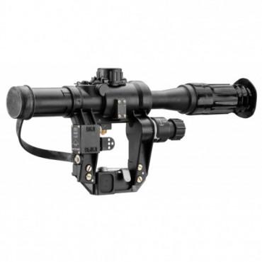 Optique NPZ 4x24 pour SVD-Tigr
