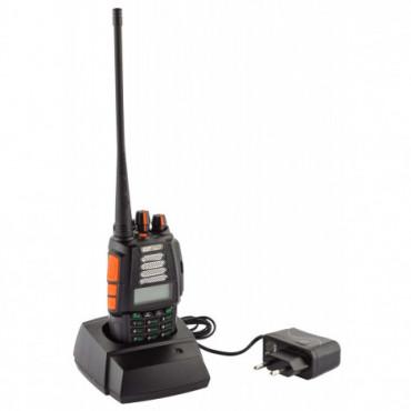 Talkie 4CF bibande VHF/UHF...