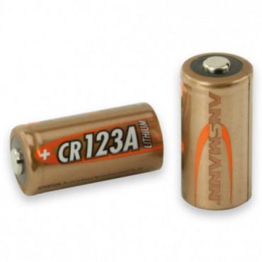 Pile Lithium CR123 3 volts...