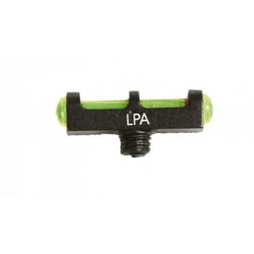 Guidon fibre optique vert LPA
