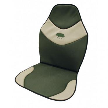 Couvre siège kaki/beige...