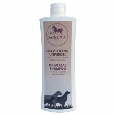 Shampooing doux universel...