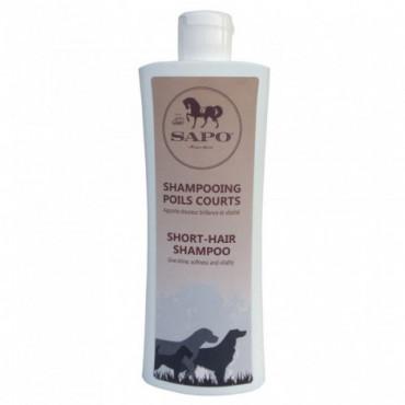 Shampooing doux poils...
