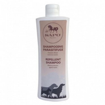 Shampooing parasitifuge...