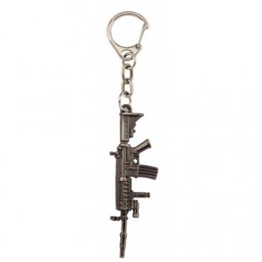Porte clef fusil d'assaut M4