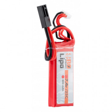 1 stick batterie Lipo 2S...