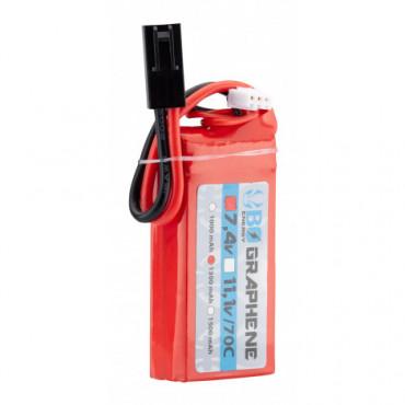 1 stick batterie Graphene...