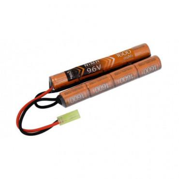 Batterie Nimh 9,6V 1600mAh...