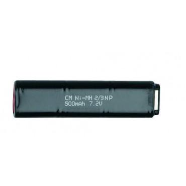 Batterie 7.2v 500 mah pour...