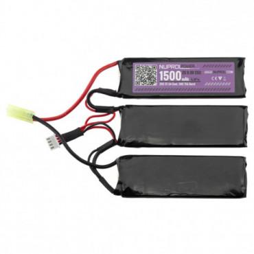 Batterie Li-Fe power 9,9 v...