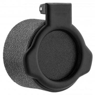 Capuchon de protection lunette Kastelberg ∅ 29 à 67.6 mm, rabattable noir