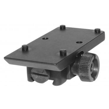 2800/056 Montage Compact Point pour rail de 14.5mm